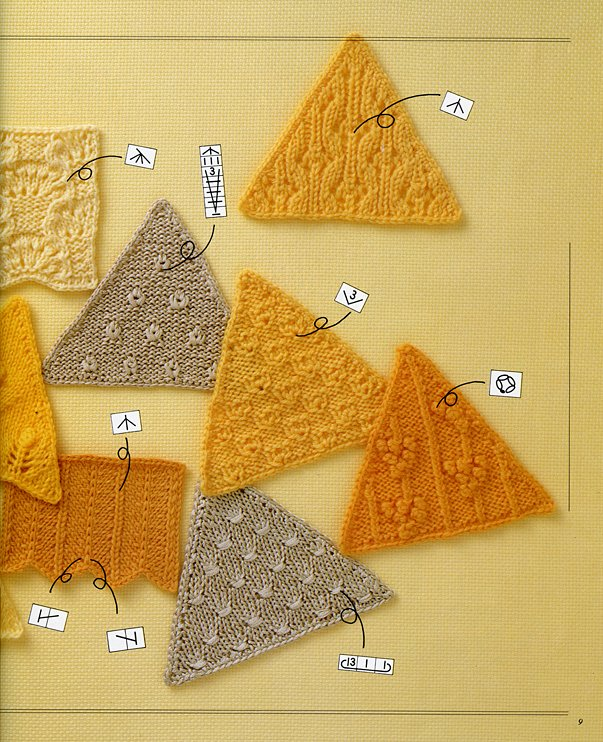 Japanese Knitting Symbols In English : Fluffbuff japanese knitting symbols