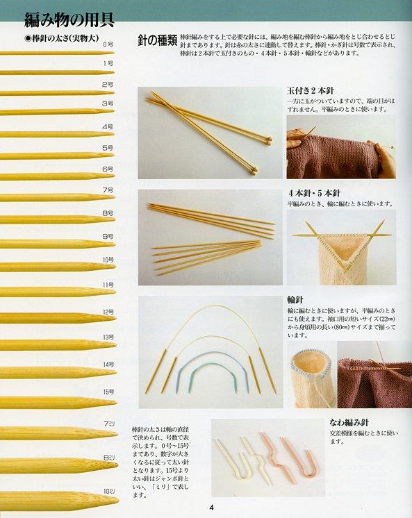 Hand Knitting Techniques : Fluffbuff hand knitting techniques