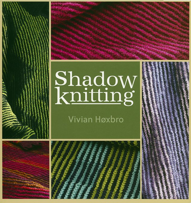 Shadow Knitting Patterns : Fluffbuff: Shadow knitting