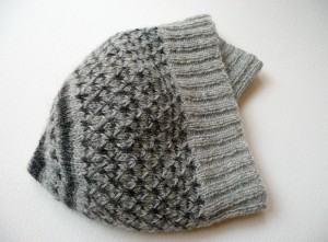 Nebbia hat in gray