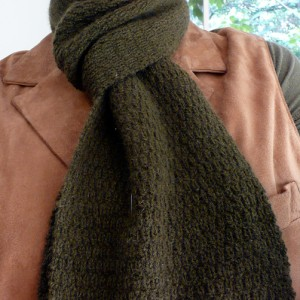 Wild Apple scarf