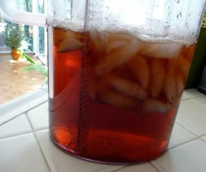 Iced tea caraffe